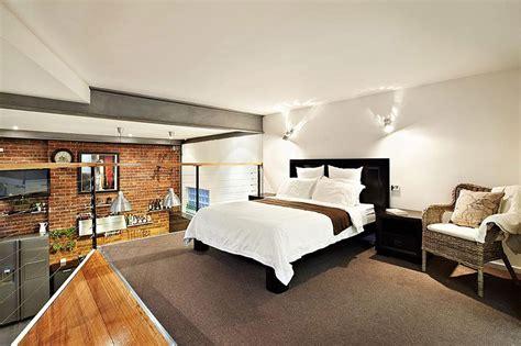 bedroom warehouse warehouse conversion in abbotsford australia
