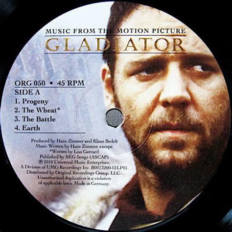 gladiator film music free download film music site gladiator soundtrack lisa gerrard hans