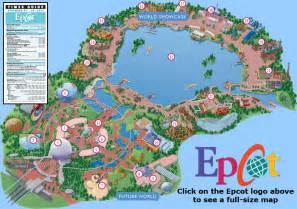 Epcot World Showcase Map by Epcot 2013 Map Images Amp Pictures Becuo