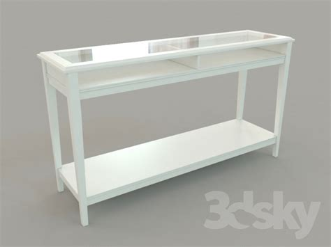 3d models table liatorp console table