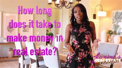 how long does it take to build a tiny house how does it takes to make money in real estate