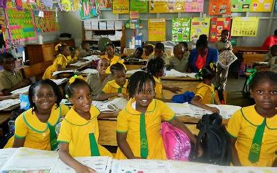 theme for education week 2015 jamaica fix our broke and broken education system jamaica