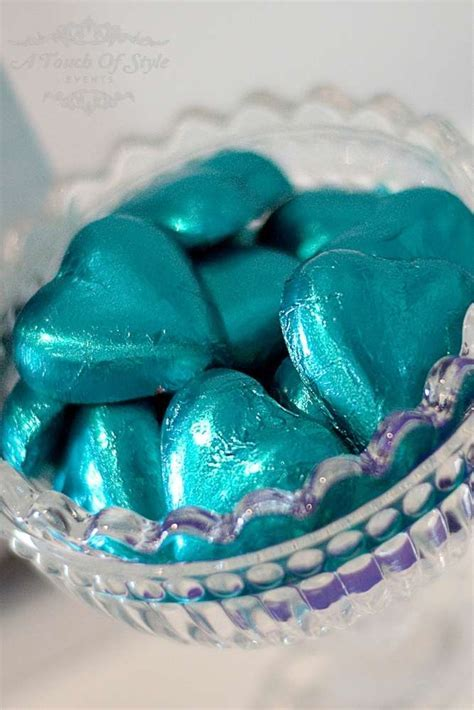 Purple and Teal Birthday Party Ideas   Photo 10 of 23