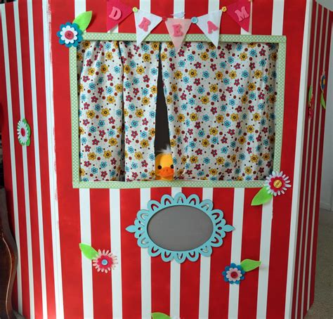 How To Make A Puppet Out Of A Paper Bag - katydiddys puppet theater tutorial