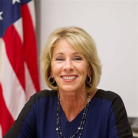 betsy decos betsy devos is in a twitter war with a teacher s union and