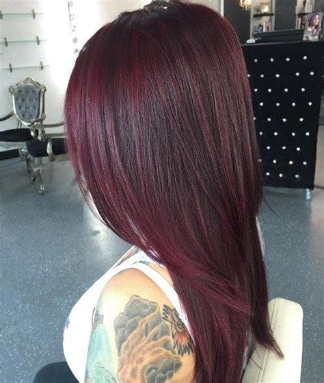 pinterest rich violets reds browns long hair 25 best ideas about mahogany hair colors on pinterest