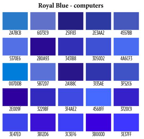 royal color what does royal blue look like quora