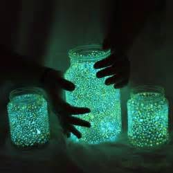 diy wedding ideas glowing jar project