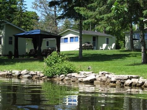 Trent River Cottages Cground Reviews Hastings River Inn Cottages