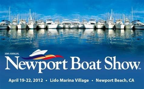 boat show logo newport boat show luxury yacht charter superyacht news