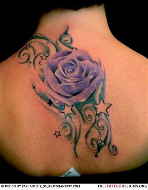tattoo care lower back neck back rose tattoos for girls fashion s feel tips