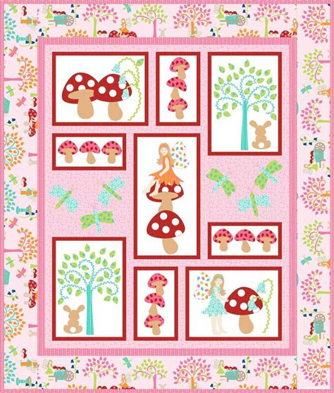 Pretty In Pink Our One by Pretty In Pink Kit Quilts