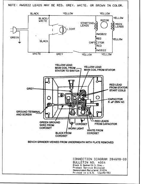fasco model d725 wiring diagram model free printable