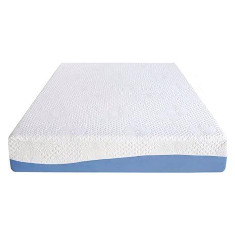 Memory Foam Comforter by King Size 10 Inch Memory Foam Mattress With Gel Infused