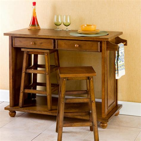 Island Kitchen Stools Portable Kitchen Island Irepairhome