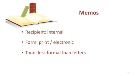 Business Letters And Memos Ppt business letter and memo writing presentation