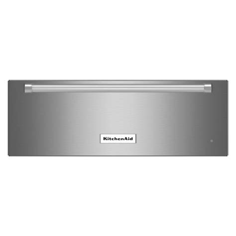 Kitchen Aid Warming Drawer by Shop Kitchenaid Warming Drawer Stainless Steel Common