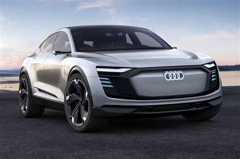 Audi Sportback E Tron by Age Of E Tron Audi E Tron Sportback Concept Surges Ev
