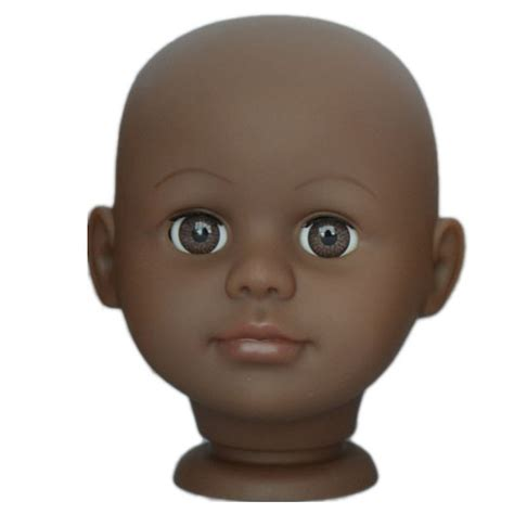 black doll kits south africa 18 inch vinyl doll kits american new