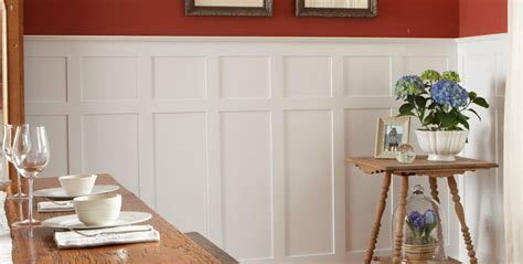 Affordable Wainscoting Wainscoting Options Affordable Custom Assembled