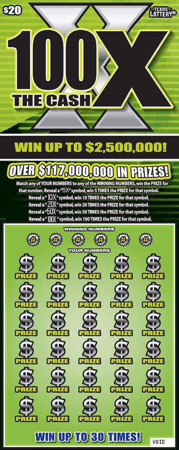 How To Win Money On Scratch Offs - scratch tickets details