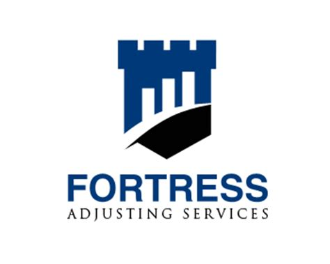 logo design entry number   alocelja fortress