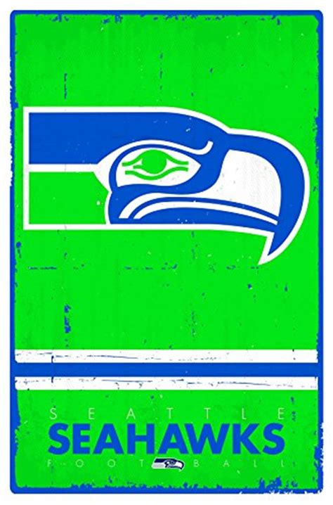 printable seahawks poster seattle seahawks posters price compare