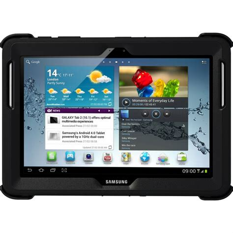 1 Samsung Galaxy Tab A by New Oem Otterbox Defender Series Cover For Samsung Galaxy Tab 2 10 1 Black Ebay