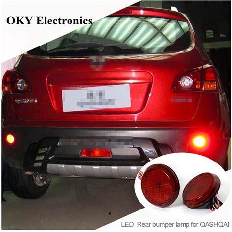 rear bumper lights for trucks aliexpress com buy okeen 6 8cm round car truck led tail