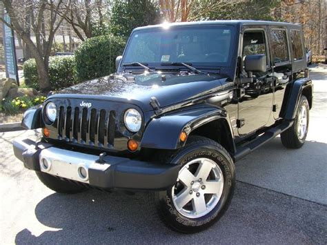 Used Jeeps In Virginia Used Jeep Wrangler For Sale Richmond Va Cargurus