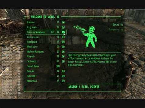 fallout 3 console codes fallout 3 console cheats