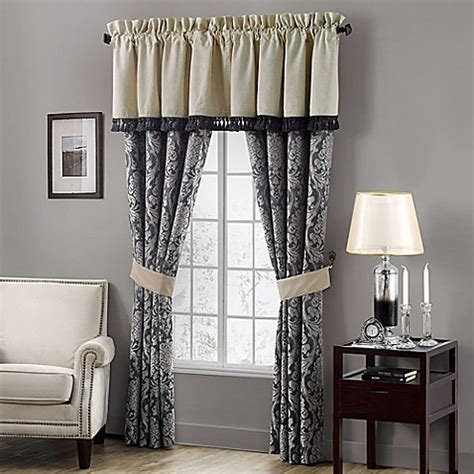 waterford curtains waterford 174 linens sinclair window curtain panels and