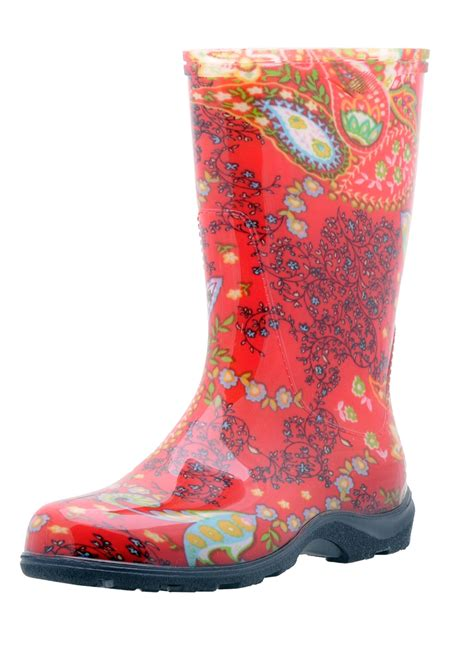 most comfortable rain boots fashion rain boots by sloggers waterproof comfortable