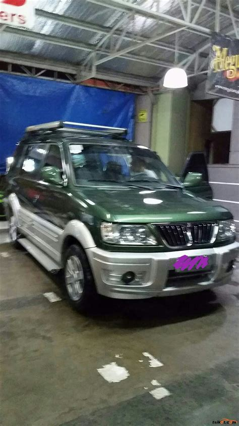 mitsubishi cars 2003 mitsubishi adventure 2003 car for sale metro manila