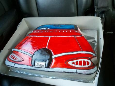 chevy impala cake 17 best images about 1959 chevy on chevy el