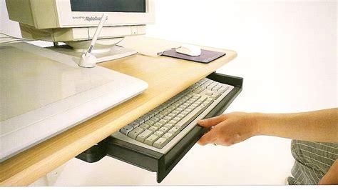 support 馗ran ordinateur bureau support clavier ordinateur noir 2b7 cuisinesr ngementsbains