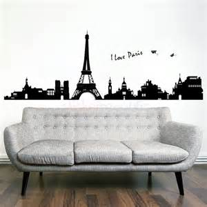 wall decal awesome wall decals australia eiffel