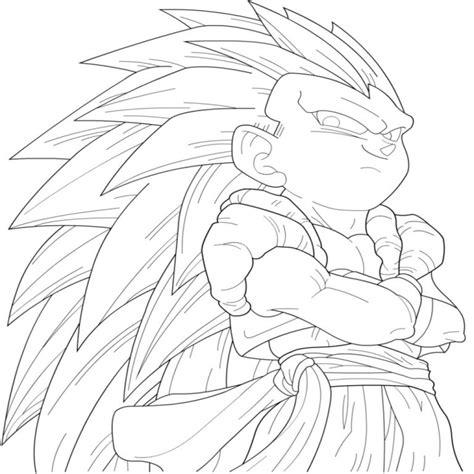 imagenes para colorear a dragon ball z dibujos para colorear dragon ball z broly archivos dibujos