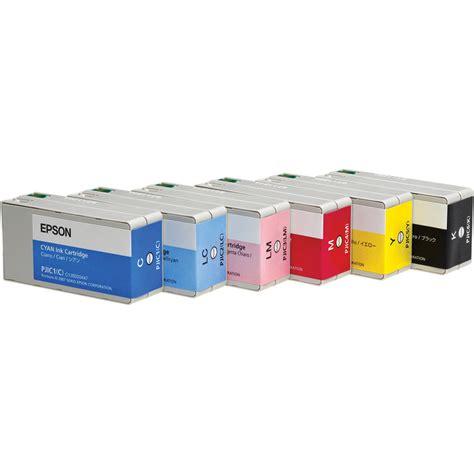 Cartridge Print Ink epson pjic set set of 6 color ink cartridges c13s02a9991 b h