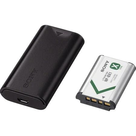 Sony Value Kit Acc Bbv5 Baterai Sony Np Fv50 Sony Lcs Bbd Ori sony acc trdcx travel dc charger kit with sony np bx1 battery and charger acc trdcx