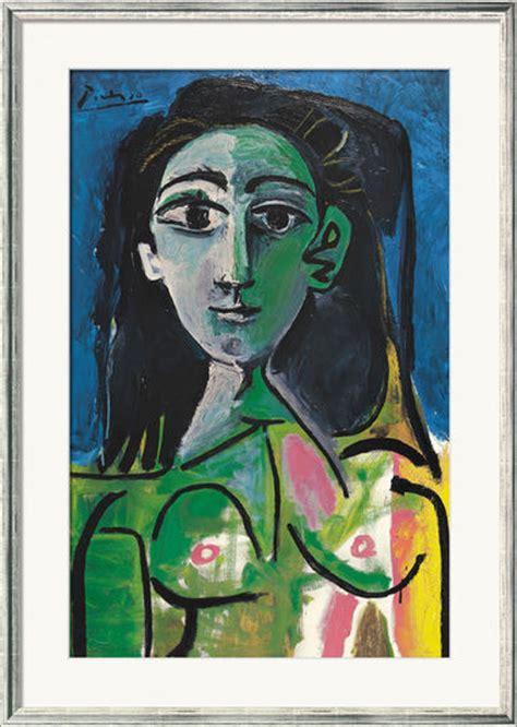 picasso paintings of jacqueline painting quot buste de femme jacqueline pablo picasso
