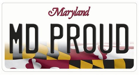Vanity Plates Maryland by Governor Announces Study For New Chesapeake Bay
