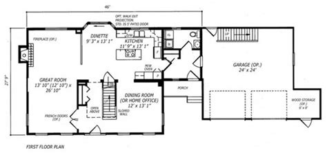 cape cod house plans open floor plan cape cod cp463 2 016 sq ft two storey custom built modular home