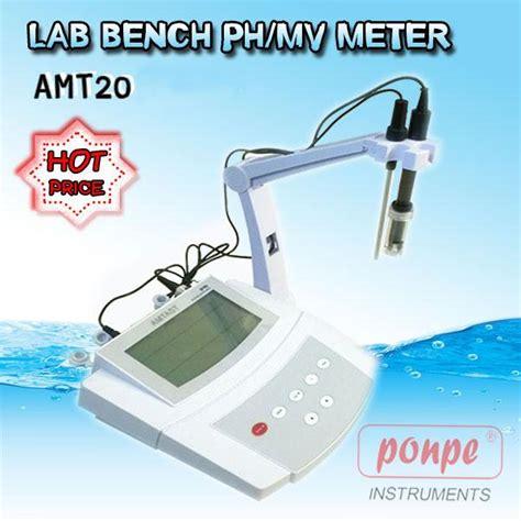 Ph Meter Lab Bench Ph Mv Meter Amt20 Benchtop ph meter เคร องว ด ph eutech extech ราคาถ ก
