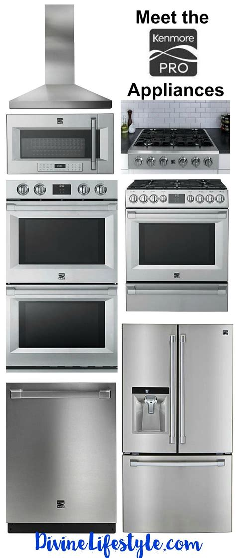 kenmore elite kitchen appliances 25 best ideas about wall ovens on pinterest kitchen