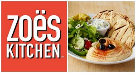 Zoes Kitchen Menu Nutrition by Zo 235 S Kitchen Healthy Fast Food With A Mediterranean Flair