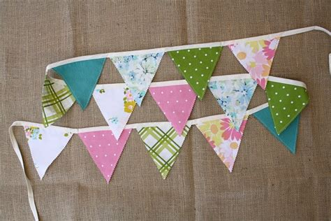flags of the world garland vintage fabric flag garland from sparklepower she s
