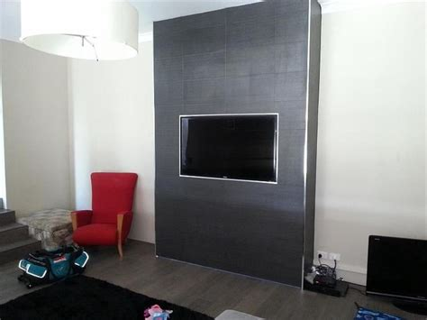 tile recessed tv wall google search tv wall tiles wall