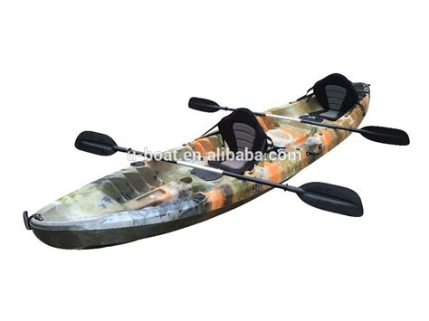 u boat kayak u boat 2016 new design sit on top four person fishing