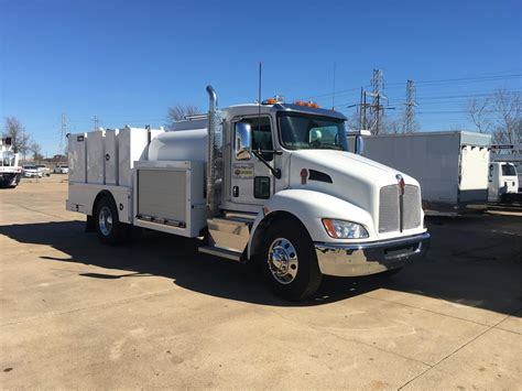 kenworth fuel truck for sale kenworth t370 fuel trucks lube trucks for sale used